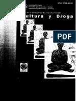 Manifestaciones Arquetipicas Con El Consumo Del Yage - Tulio Marulanda Mejia