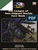 Babylon 5 RPG (1st Ed.)-The League of Non-Aligned Worlds