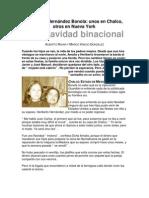 La familia Hernández Bonola