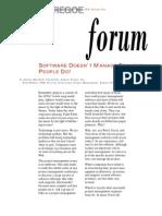 Artigo - Softwre Doesnt Manage Projects. People Do