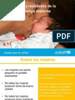 Mitos de La Lactancia Materna (1)