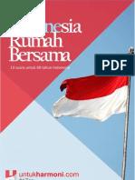 Buku Untukharmoni.com - Indonesia Rumah Bersama