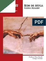 Besimi Dhe Arsyeja; Filozofia e Religjionit