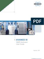 Bruker - AVANCE3_nmr_hardware.pdf