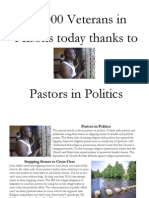 Pastors in Politics