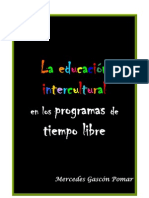 Gascón_La educación intercultural
