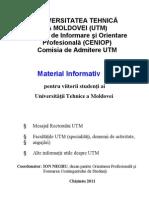 Material Informativ UTM
