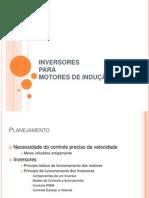 Inversores para motores de indução.ppt