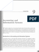 9. Accounting and Information Systems