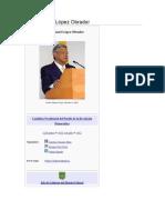 Andres Manuel Lopez Obrador-Su Vida Breve