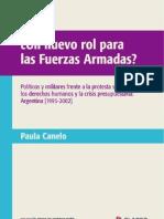 CANELO,P.-un Nuevo Rol Para Las FFAA(1)