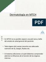 Dermatología en MTCH
