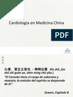 Cardiología y Medicina China 2013