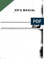 The Holiday Manual