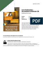 Curso Fundamental y Herramientas de Illustrator Cs6