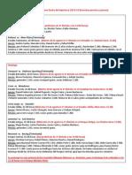 Detalles de La Primera Fecha Del Apertura 2013-14 (Canchas Precios y Jueces)