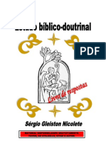 Catecismo Primeira Parte (Livro Das Respostas)