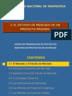 III Estudio de Mercado Octubre 2008