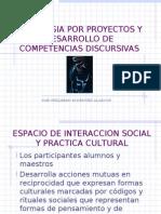 Pedagogia Por Proyectos y Desarrollo de Competencias Discursivas