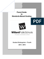 SBG Parent Handbook K-4