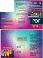 III Congreso Nacional Lingüística e Idiomas (3ir Aru Thakhi Jikthaptäwi)