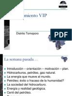 Adiestramiento VIP Modulos 2 y 3