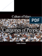 120 Categories of People