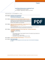 3rd Annual Global Infrastructure Leadership Forum
