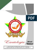 Valter José G. da Silva - Escatologia