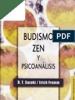 Budismo Zen y Psicoanálisis