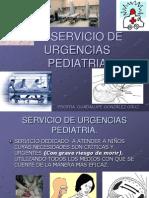 Servicio Urgencias