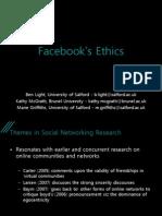 Facebooks Ethics