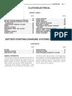 Diagrama Del Sistema Electrico de Carga Grand Cherokee Laredo 95