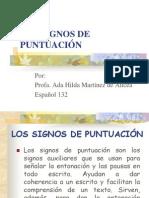 LOS SIGNOS DE PUNTUACIÓN (PP)