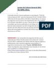 Banco de Preguntas de Cultura General 2011 UNI,SAN MARTIN Y PNP