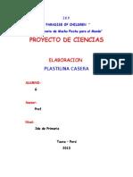 Plastilina Informe