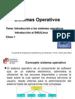 Semana1 Sistemas Operativos 2012 II