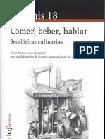 Cid Jurado Alfredo Tenoch - La Semiosis Culinaria