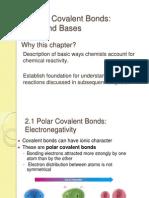 2 CH241 Polar Covalent Bonds