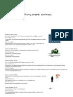 CES Wrong Answer Summary 9f0ffb94 2399 4f87 95e7 227c7a1623df