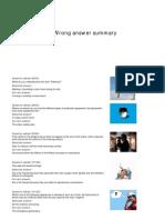 CES Wrong Answer Summary 70b61c29 Fa8c 4ee9 97f2 e114715bc2a4