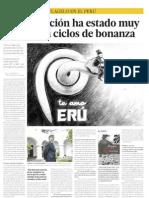 Historia de La Corrupcion en Peru (Articulo)
