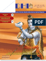 Siddhi Times-June 2009-Dr. Commander Selvam