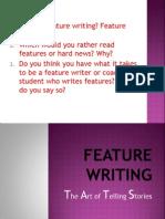 Feature Writing.mam Lermstrueppt