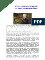 Antony Flew y La Existencia de Dios