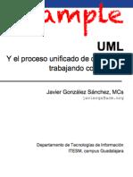 * UML y el proceso unificado de desarrollo trabajando con objetos | TEC 2005
