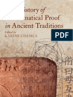 9781107012219 - The History of Mathematical Proof in Ancient Traditions