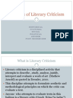 Theories of Literary Criticism.ppt