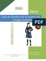 Guía de Estudios PRIMERO 2012