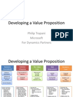Developing a Value Proposition